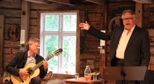 Mikael och Mats redigerad