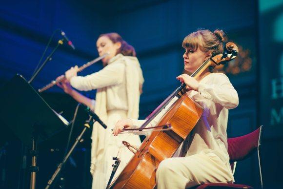 Matilda Blomqvist och Marika Dahlbäck